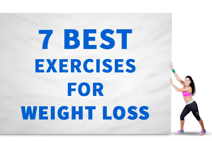 best exercises weight loss