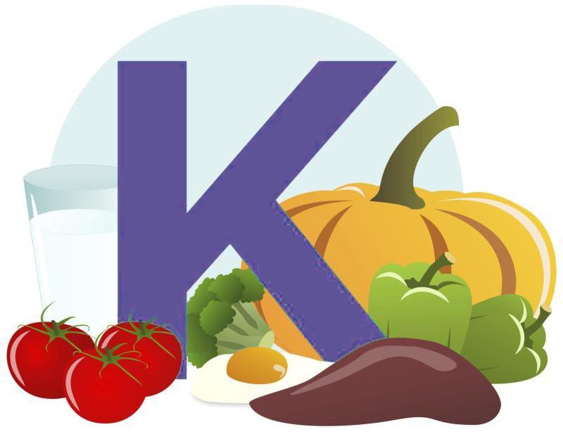 nutrition vitamin K