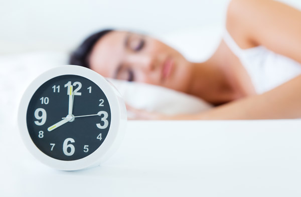 habits for better sleep create a regular pattern