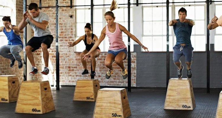 Anaerobic workout
