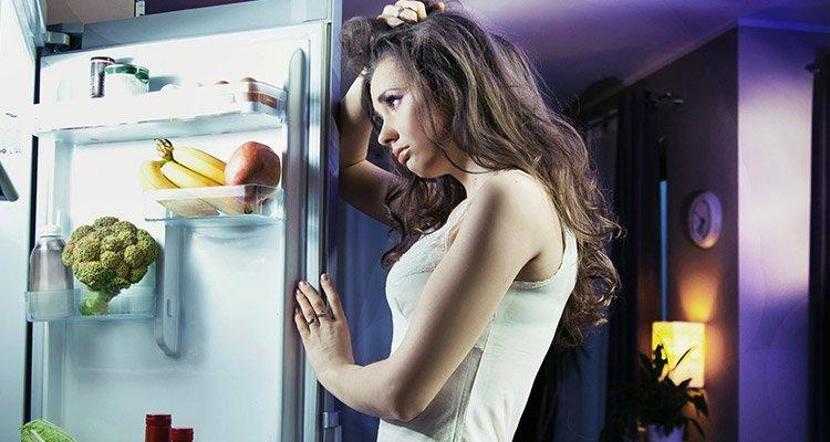 Lack of sleep increases food craving
